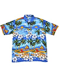 BFD Camisa Casual - Button Down - Floral - Clásico - Para Hombre
