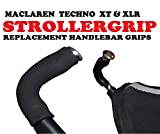 Stroller, Buggy , Pushchair, Replacement Handle, Grips (EXTRA WIDE - To fit 2.5 - 3...