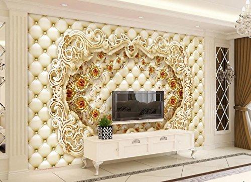 Lqwx Benutzerdefinierte Stereoskopischen 3D Wallpaper ...