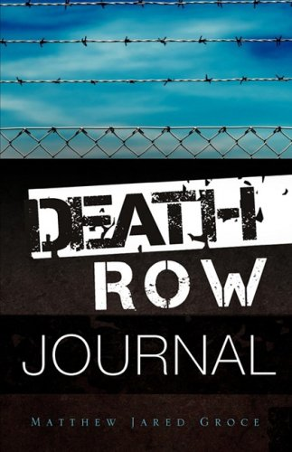 Death Row Journal Cover Image