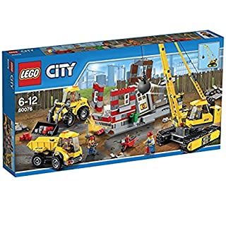 LEGO City 60076 - Abriss Baustelle (B00NVDKWOM) | Amazon price tracker / tracking, Amazon price history charts, Amazon price watches, Amazon price drop alerts