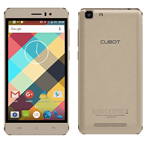 cubot-rainbow-mobile-phone-android-60-operation-system-50-inch-ips-screen-gsm-wcdma-no-contract-smar