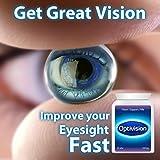 OPTIVISION VISION SUPPORT PILL Augentabletten GET SHARP PERFECT VISION gesunden Auge