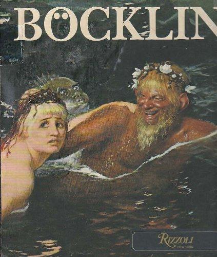 Arnold Böcklin. Text Deutsch / Englisch / Französisch