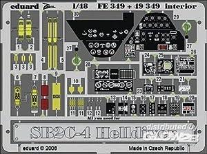 Eduard Accessories 4934930502000sb2C de 4Helldiver ewto para Revell/Monogram/Accu Transferencia Miniatures Montar