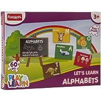 Funskool Alphabets Puzzles, Multi Color
