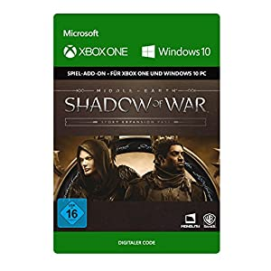 Middle-earth: Shadow of War – Story Expansion Pass DLC | Xbox One/Win 10 PC – Download Code