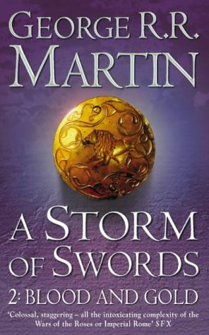 A Storm of Swords: 2 Blood and Gold (A Song of Ice for sale  Delivered anywhere in UK