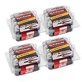 ANSMANN Alkaline Batterie Mignon AA / LR06 1.5V / Longlife Alkalibatterie Sparpaket in einer praktischen Vorratsbox / 80 Stück