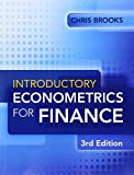 Introductory Econometrics for Finance-