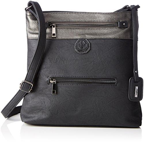 Rieker Damen H1302 Tasche, 5x29x29 cm