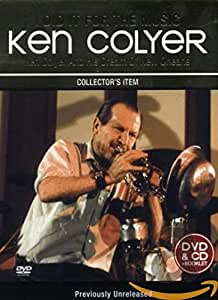 Ken Colyer I Did It For The Music Dvd By Ken Colyer