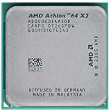 AMD Athlon 64 X2 Dual-core 5000+ 2.6GHz 0.512MB L2 Box Prozessor - Prozessoren (AMD Athlon X2, 2,6 GHz, Buchse AM2, 65 nm, 64-Bit, 0,512 MB)