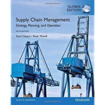 Supply Chain Management: Strategy, Planning, and Operation: Global Edition ,Ed. :6