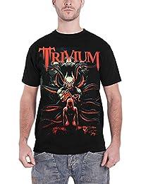 Trivium T Shirt Nameless Possession Band Logo Official Mens Black