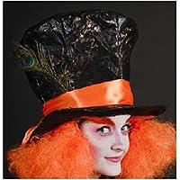 Alice In Wonderland Sombrerero sombrero estilo