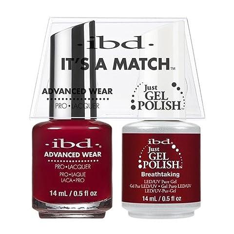 IBD C'est un match à ongles gel, à couper le Souffle