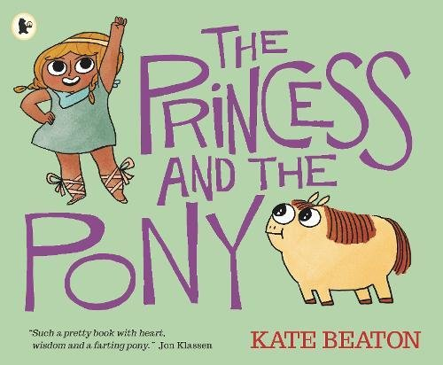 The Princess And The Pony por Kate Beaton