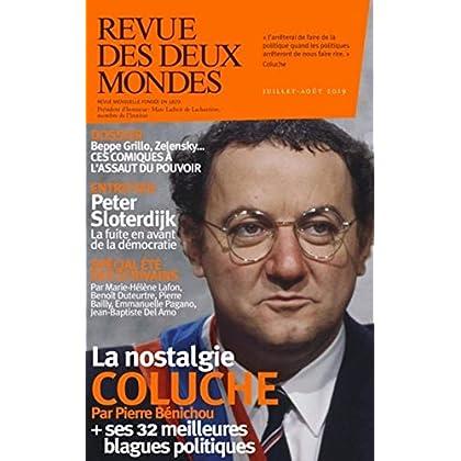 Revue des Deux Mondes Juillet Aout 2019 - Rire et Politique