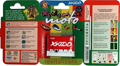 xado gel revitalizant for small engines - moto XADO Gel Revitalizant For Small Engines – Moto 51sKWVOOTZL