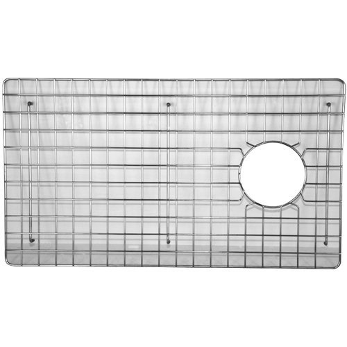 Barclay Wire Grid for 30-Inch Single Bowl Farmer Sink by Barclay - Barclay Single