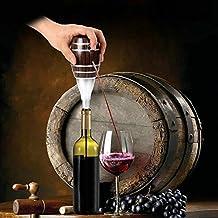 Vinteky® Mini Escanciador de Sidra/Sagardo/Cidre Práctico Echador de Vino Durable Decantador