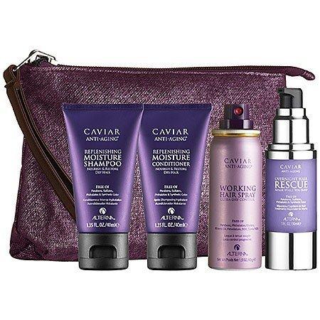 Anti-aging Shampoo (ALTERNA CAVIAR Transformation Kit 4teilig)
