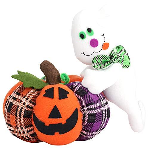 Garosa Halloween Puppe Dekoration Spielzeug Geschenk Hexe Geist Schwarze Katze Haus Hotel Supermärkte Party Festival Zubehör(#2)