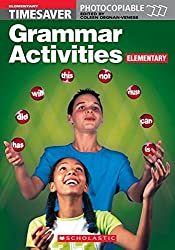 Timesaver 'Grammar Activities Elementary': Photocopiable, CEFR: A1 (Helbling Languages / Scholastic)