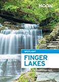 Moon Spotlight Finger Lakes by Julie Schwietert Collazo front cover