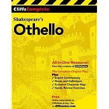 Shakespeare's Othello (CliffsComplete)