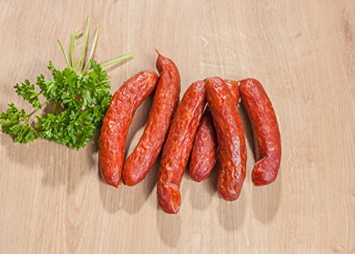 Mini Käsecabanossi – 3 Paar mit je 70 g
