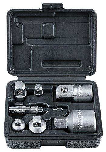 Preisvergleich Produktbild KS Tools 917.0707 Vergrößerungs- und Reduzieradapter-Satz, 7-tlg.