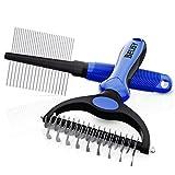 cepillo/Perros y Gatos Cepillo con pelo peine en Juego de belisy–Perfecta piel cuidado–e...