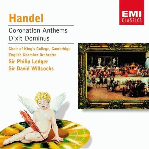 Handel: Coronation Anthems/Dixit Dominus