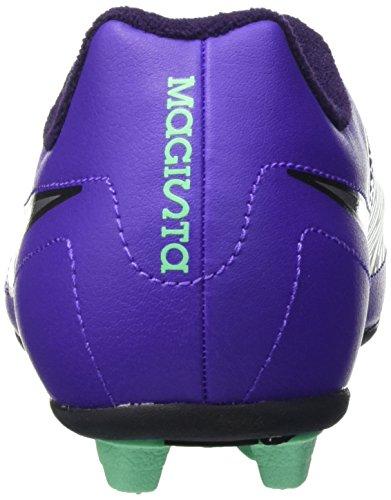 Nike Jr Magista Ola Fg-R, Scarpe da Calcio Unisex Bambini Multicolore (Hypr Grp/Mtllc Slvr-Prpl Dynst)