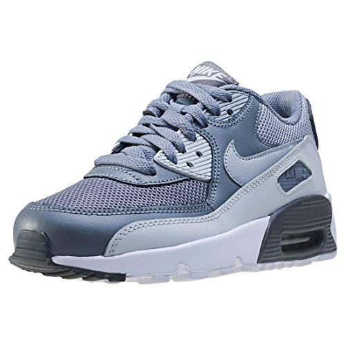Nike Air Max 90 Mesh (GS) (833418-016) Grigio