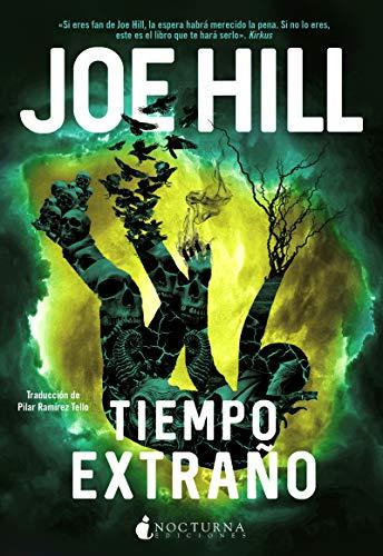 Tiempo extraño por Joe Hill
