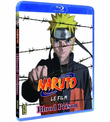 Naruto Shippuden - Le Film : Blood Prison [Combo Blu-ray + DVD]