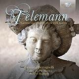 Telemann: Kanaten und Kammermusik mit Blockflöte