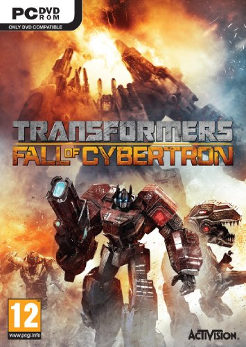Transformers: Fall of Cybertron (PC/Mac DVD) [UK IMPORT] (Dvd Cybertron Transformers)