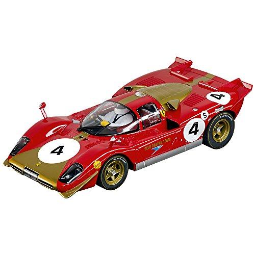 Carrera Digital 124 - 20023798 - Voiture De Circuit - Ferrari 512s Berlinetta No.4