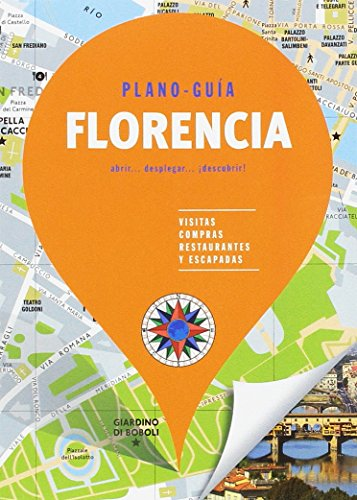 Florencia. Plano-guía - 7ª edición actualizada. 2017 (SIN FRONTERAS)