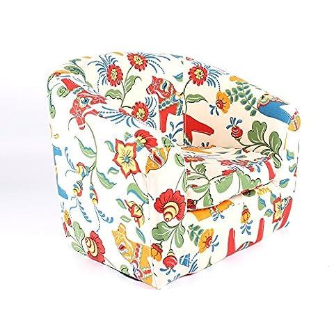 Emall Life Kid's Luxury Armchair Children's Tub Chair Cartoon Sofa