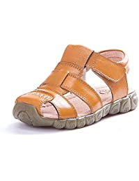 031199242 Amazon.es  Amarillo - Sandalias de vestir   Zapatos para niña ...