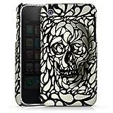 Coque Compatible avec Apple iPhone 3Gs Étui Housse Deep Skull Tête De Mort Crâne