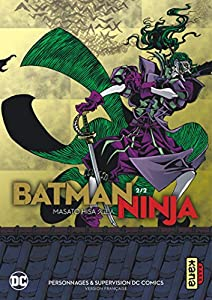 Batman Ninja Edition simple Tome 2