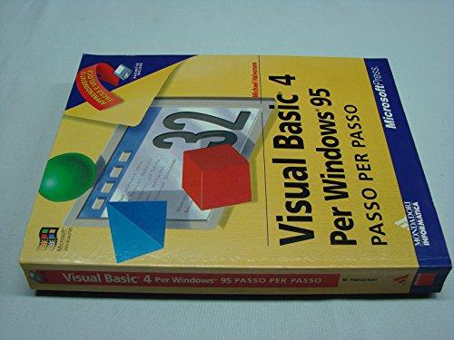 Visual Basic 4 per Windows 95. Con floppy disk