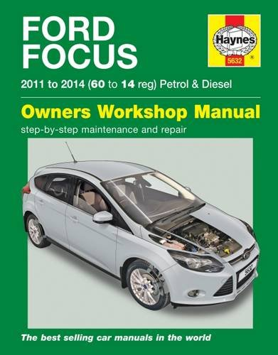 Ford Focus Petrol & Diesel (11 - 14) 60 To 14
