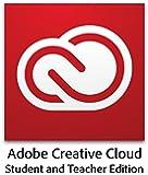 Creative Cloud Indiv (version complète réservée aux étudiants et enseignants) [Online Code]